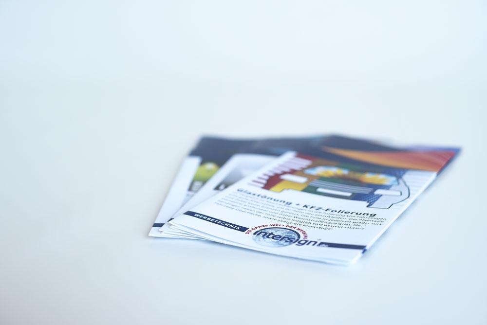 Handzettel & Flyer 2