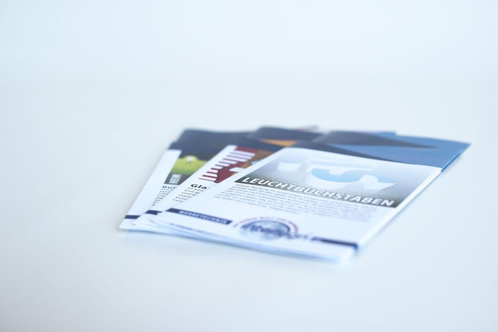 Handzettel & Flyer 3