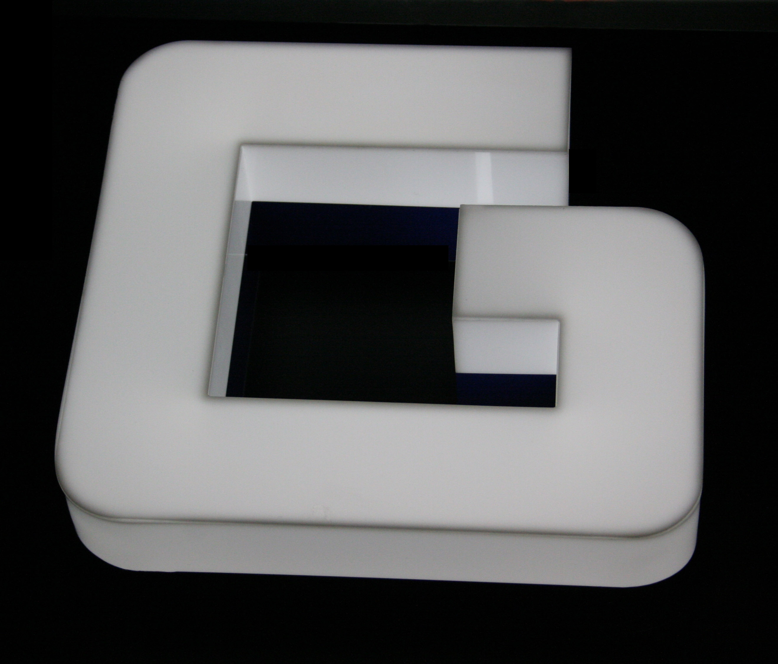 Leuchtbuchstaben 10
