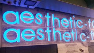 Leuchtbuchstaben Logo6