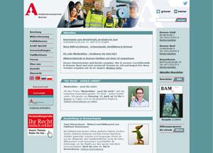 Referenze Arbeitnehmerkammer Bremen