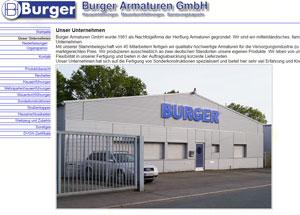 Referenze Burger Armaturen