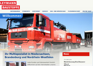 Referenze Leymann Baustoffe