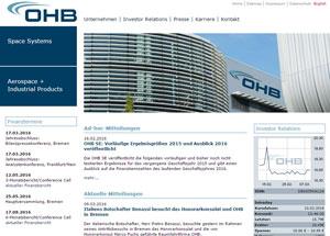 Referenze OHB