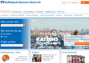 Referenze Volksbank Bremen