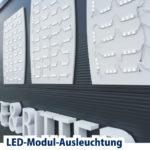 Leuchtbuchstaben LED kalkulieren Preis 85
