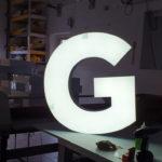 Leuchtbuchstaben LED kalkulieren Preis 10