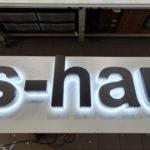 Leuchtbuchstaben LED kalkulieren Preis 12