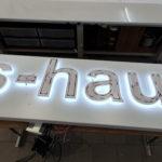 Leuchtbuchstaben LED kalkulieren Preis 13