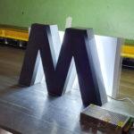 Leuchtbuchstaben LED kalkulieren Preis 19