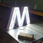 Leuchtbuchstaben LED kalkulieren Preis 20