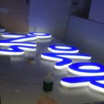 Leuchtbuchstaben LED kalkulieren Preis 35