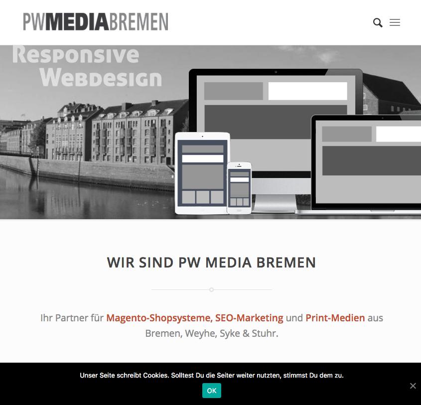 Leuchtbuchstaben LED kalkulieren Preis PWM Bremen